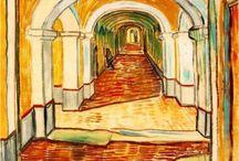 Vincent Van Gogh / by Mardelle Eddy