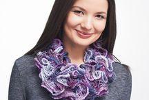 knitting & crocheting / by Melissa Flieg