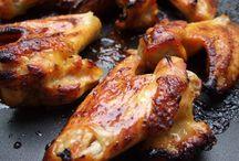 Recette poulet orange miel