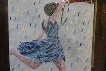 mosaic by niki lyroni / mosaic