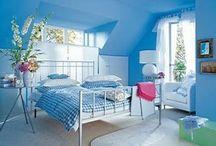 habitaciones azul sumy