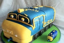 Brewster / Celebrating our strong and reliable Chuggineer, Brewster! #chuggington