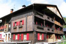 casa ai monti vecchio stile / la mia casa e, o altre vecchie case di montagna