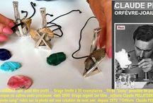 BIJOUX -SCULPTURE / SCULPTURE PORTABLE D'ALAIN GIRELLI