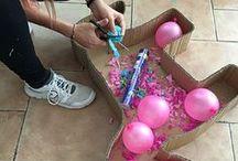 anniversaire Elohan licorne