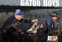 Gator Boys / by Patti Tiedemann