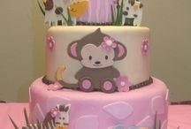 Doğum günü pastaları ve kurabiyeleri