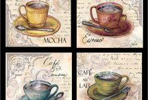 Decupaj cafea