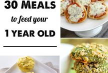 Healthy food ideas for toddlers