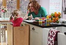 FunPod / Our Award Winning Funpod Toddler Safety Unit for Kitchens