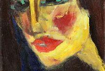 Emile Nolde Paintings