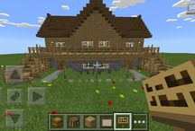 My minecraft houses