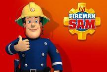 Palomies Sami dvd / Palomies Sami on kaikkien lasten suosikki, rohkea ja ystävällinen sankari. Tule mukaan seikkailuihin.