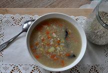 Soups / Zupy