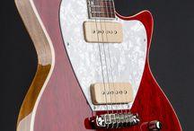 Saul Koll guitars