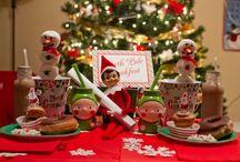Elf On The Shelf / by Sally Randall