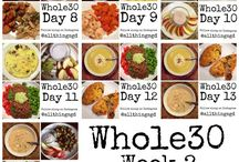 Whole 30 / by Emily O'Connell