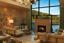 """Spa / Featured on MSNBC as the """"World's Most Romantic Spa."""" The Coeur d'Alene Resort Spa will immerse your body and soul in Northwest Cedar scents and revitalizing Alpine Mountain Waters"""