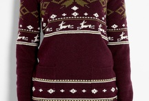 Winter Jumpers / It's now an established tradition, thanks to Mark Darcy  in Bridget Jones for wearing the mother of all Christmas jerseys and Sarah Lund for her chunky knits in The Killing. Be part of the action.