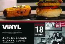 VINYL Live Music club