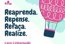 Cereja no Ombro / Frases de textos do blog Cereja no Ombro. http://www.cerejanoombro.com