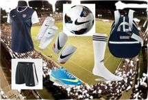 Soccer outfit