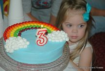 I Love Kids Birthdays / by Nicole Hampton