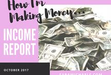Monthly Income Reports