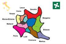 Lombardei - Lombardia / Fotos zur italienischen Region Lombardei - Lombardia