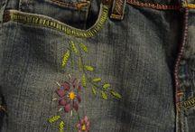 вышивка на изделиях