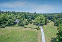 Farm & Estate Aerials / Drone views