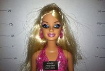 barbie's other sides.... / Twistedly funny ...