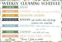 Cleaning / by Aida Prado