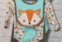 Baby tillbehör och kläder