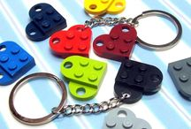 LEGO DIY projects / by Andrea Graham, Youth Culture Expert