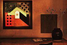 Handmade lamps on etsy