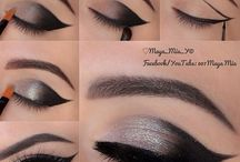 latin makeup