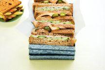 Tonijn sandwich