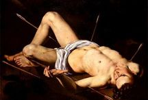 St. Sebastian / Images, traditional and contemporary of St. Sebastian.