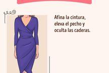 tips para asesoría sobre la ropa adecuada según la anatomía del cuerpo