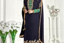 Mouni Roy Punjabi Suits