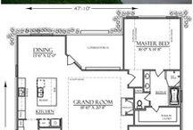 House Plans w/ Garage