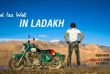 Visit Ladakh / Aal izz well in Ladakh. Season has begun. We have booked our holidays, have you? http://bit.ly/QAkcYg