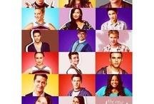 Glee / Fudged