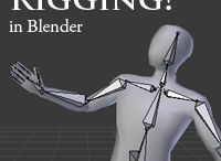 Blender3d_rigging