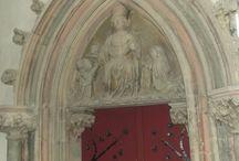 Thann (Alsace), Colegiale St. Thiebaud / Thann (Alsace), Colegiale St. Thiebaud