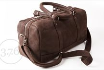 3.7.6. Overnighte Bag OLV in old-style brown leather / Natural leather with fabric inside, perfect as carry on luggage. Size 450 x 225 x 250 mm. Weight 700 g.