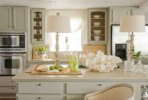 inspirational kitchens / by Cheryl Miller