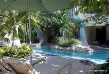 Caribbean resorts, swim out rooms / all inclusive resorts with swim out rooms and suites