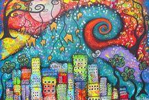 Art Class Ideas / art